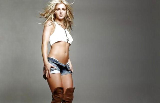 Britney spears big fat tits