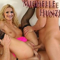 Hunziker porno michelle Video Michelle