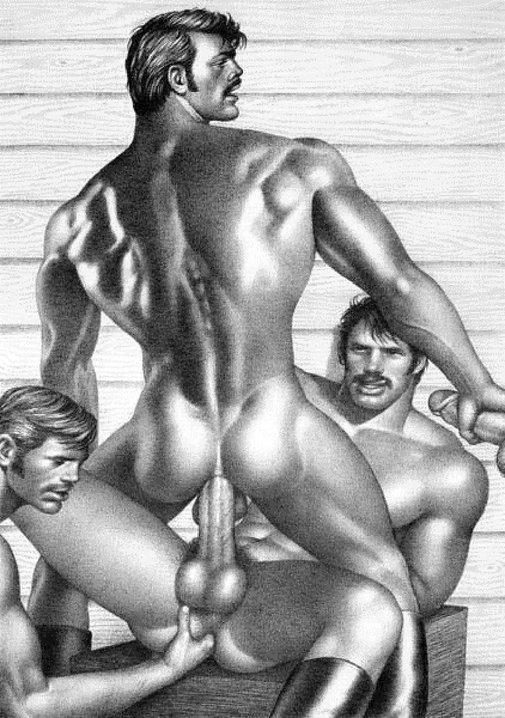 Finnish male models nude