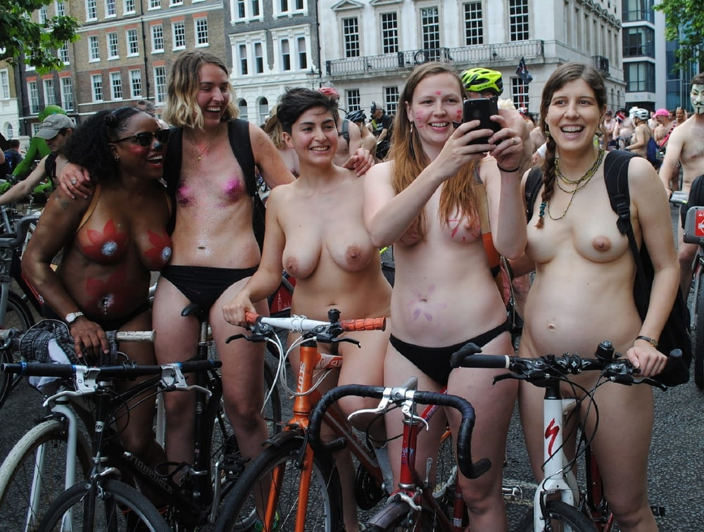 Nudity Guinness World Record