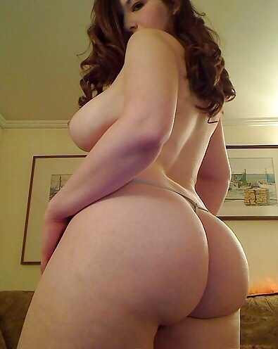 Phat booty and big titties naked — pic 10