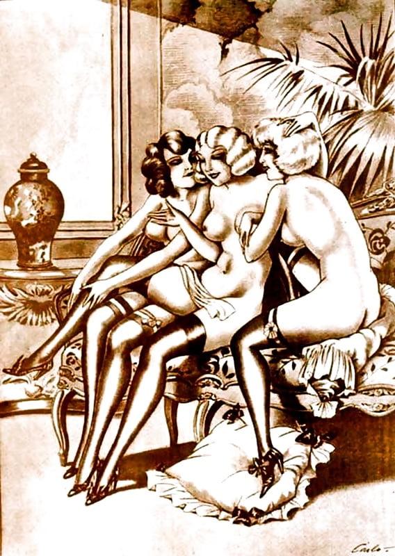 Vintage erotic bdsm art cvlt nation's favorite instagram cold__meat cvlt nation