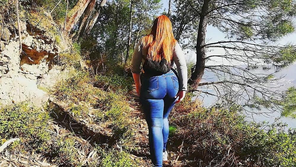 SekushiLover - Big Butt MILF Ouset in Tight Jeans