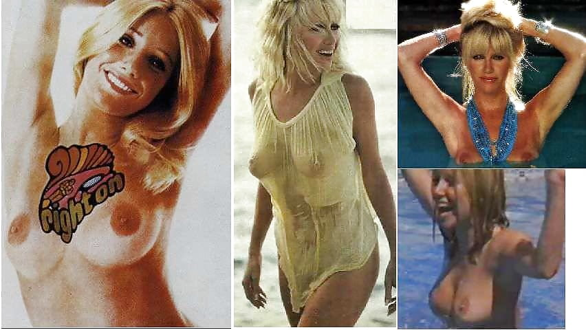 Suzanne somers nude scenes