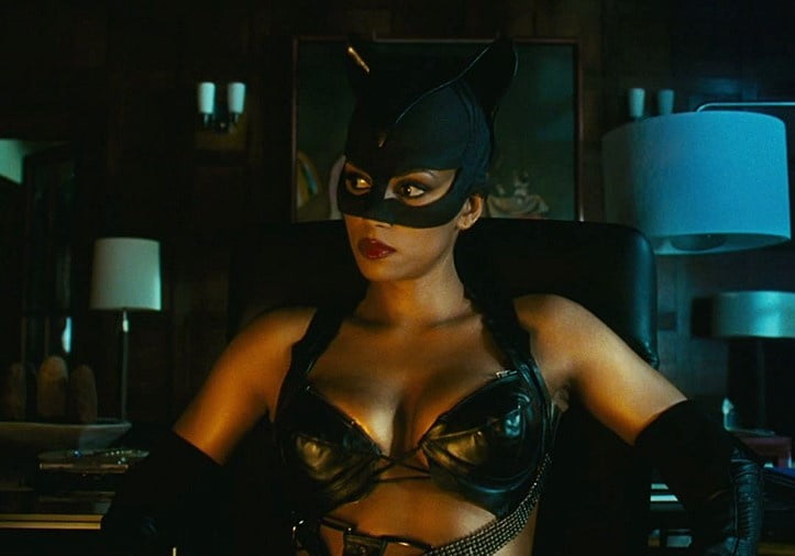 Catwoman halle berry nude
