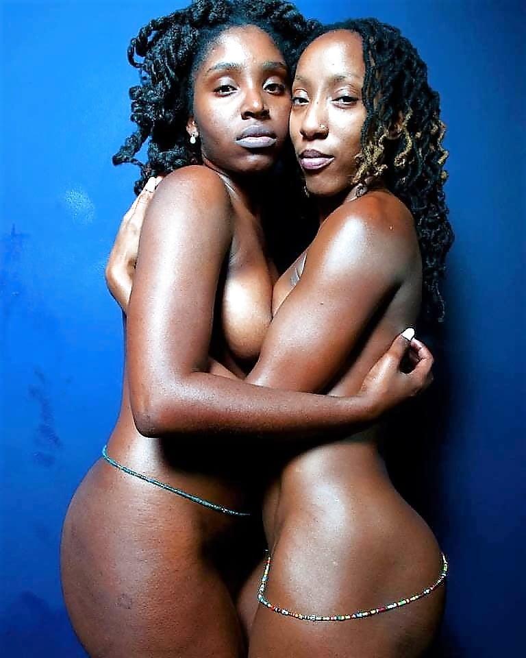 Sexy Naked Black Lesbians