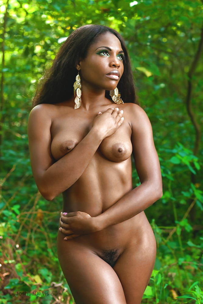Beautiful African Girl Nude