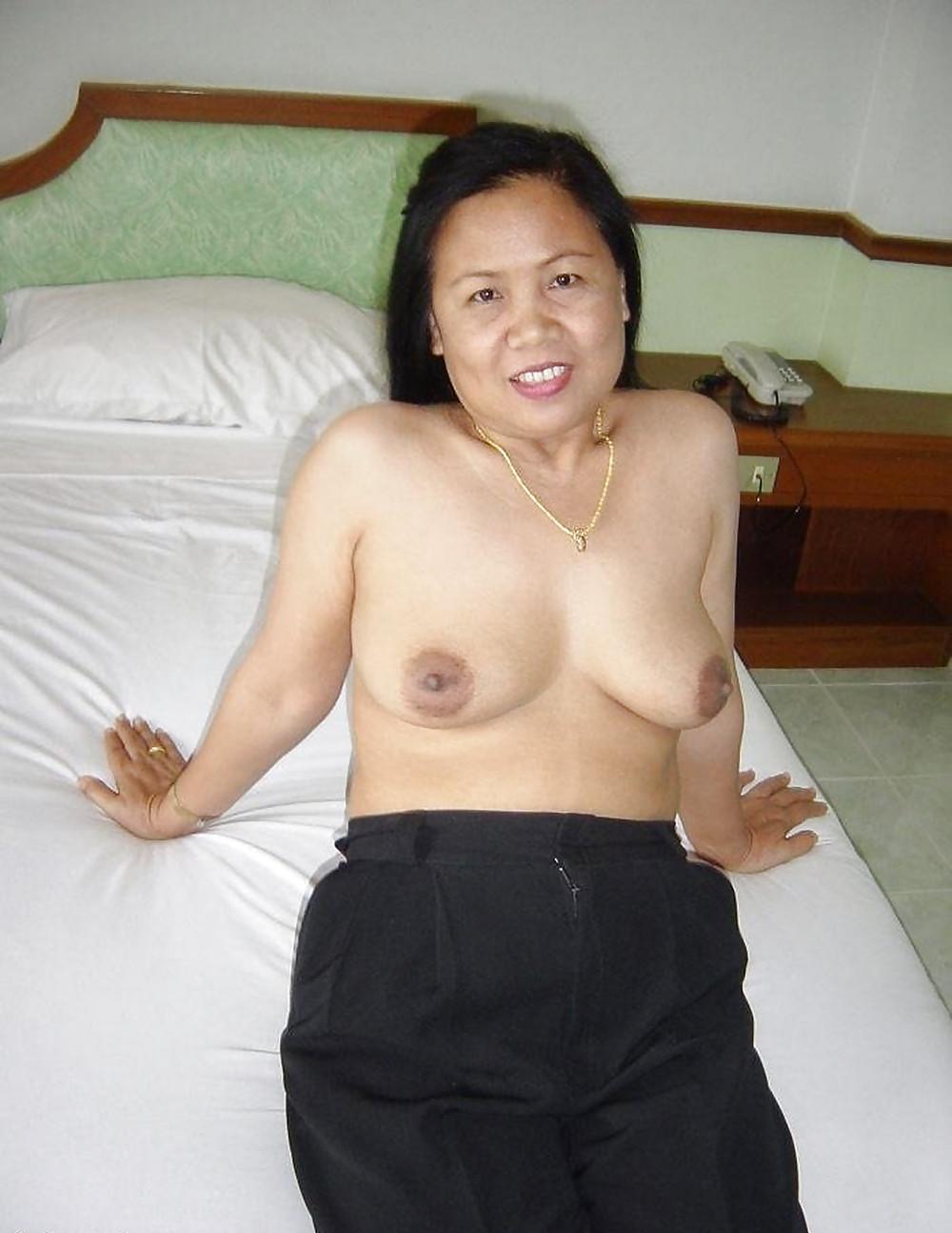 Asian Granny Small Tits