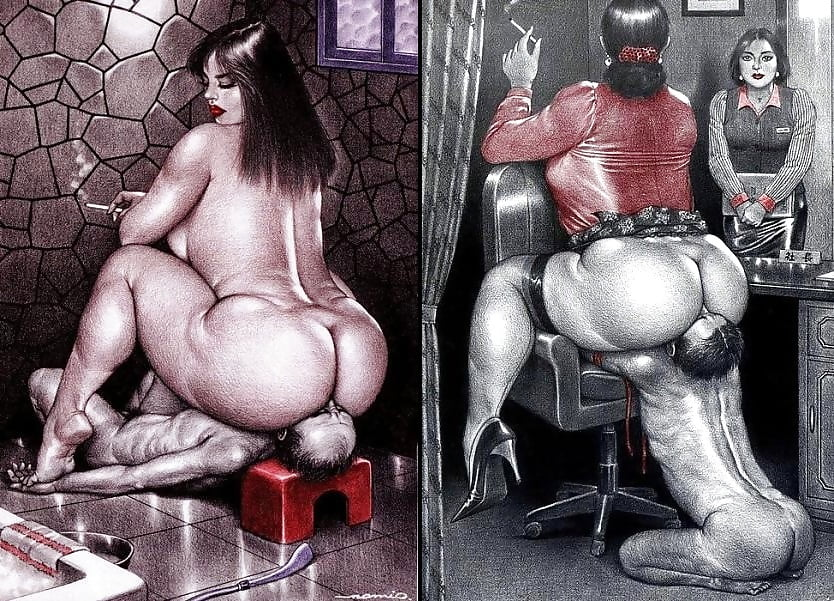 Big booty black cartoon-2594