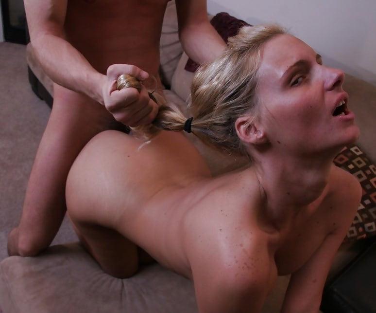 Hair pulling porn pics