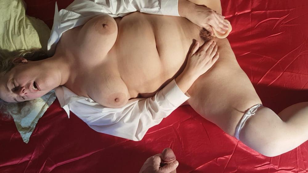 Naked chubby amateur-5243
