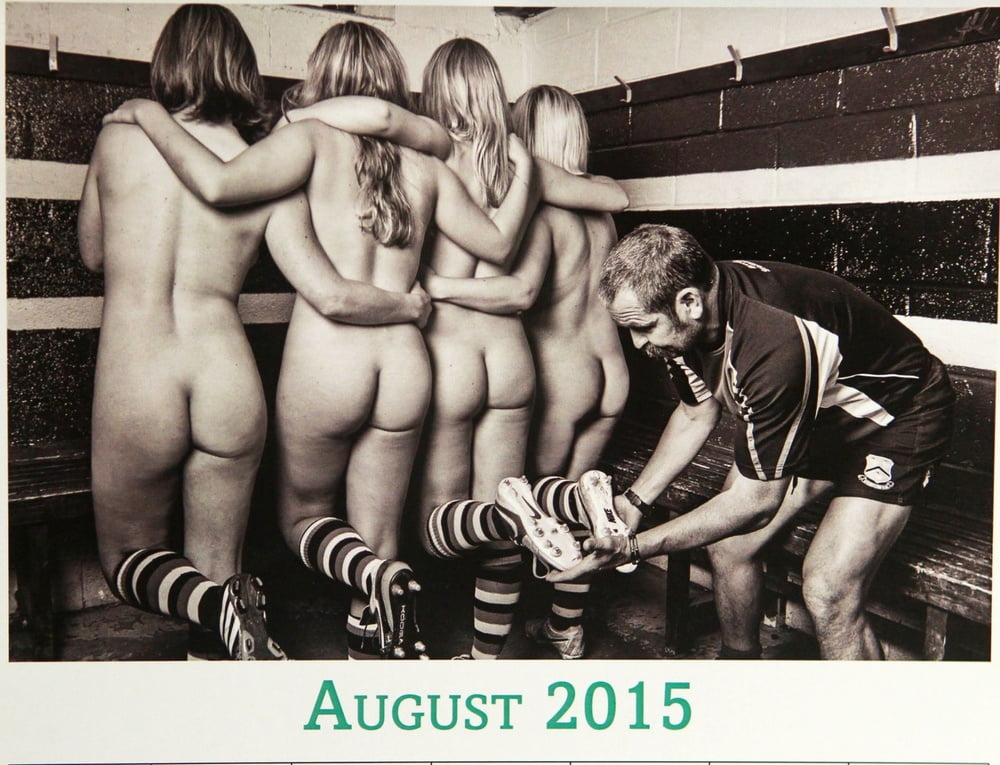 Nude Sports Team