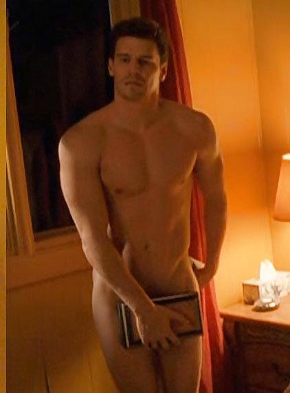 Julie naked david boreanaz naked pics ari