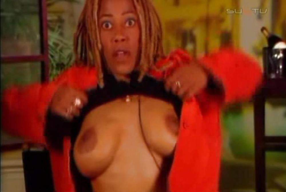 Naked debra wilson in mad tv ancensored
