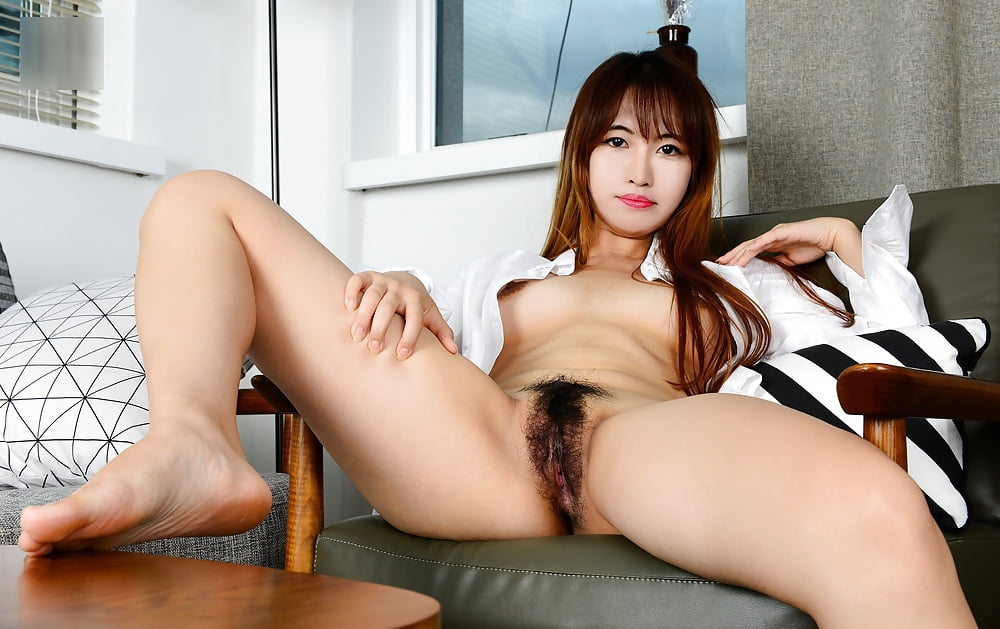 Sweet Korean Babe Gets Her Hairy Beaver Tongued And Fucked Photo