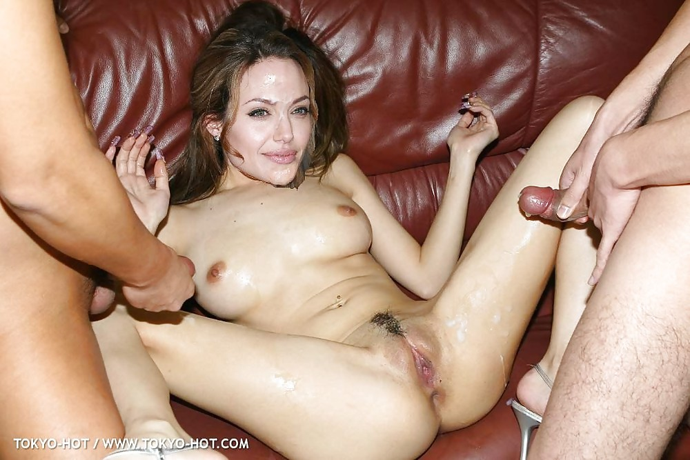 More pics of angelina jolie nude lipstick
