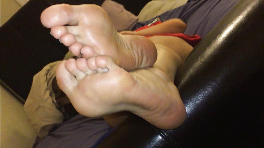 Erin duval licking my feet - 1 part 3