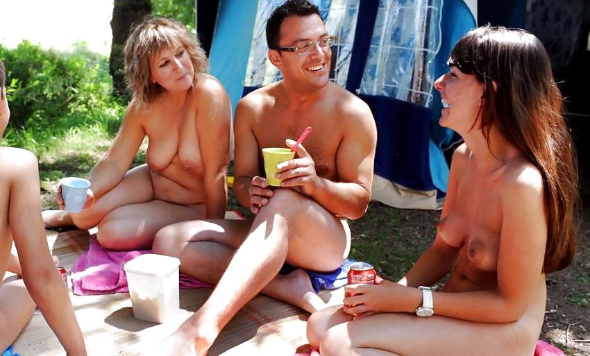 A family friendly nude beach adventure