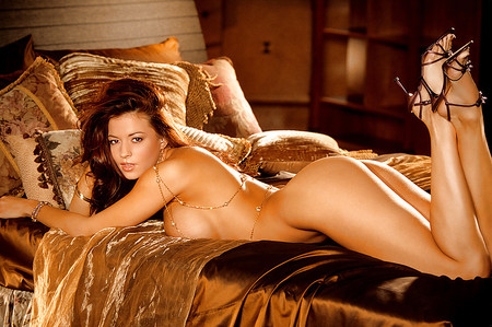 Attractive Candice Micheale Naked Jpg