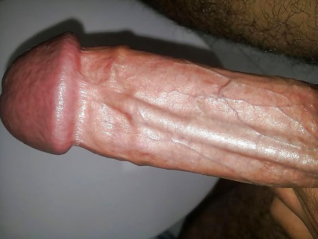 Big cock veins