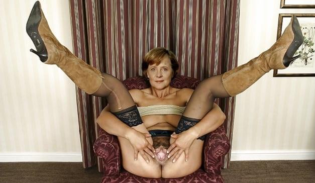 Merkel  nackt Angela Chicago Indymedia: