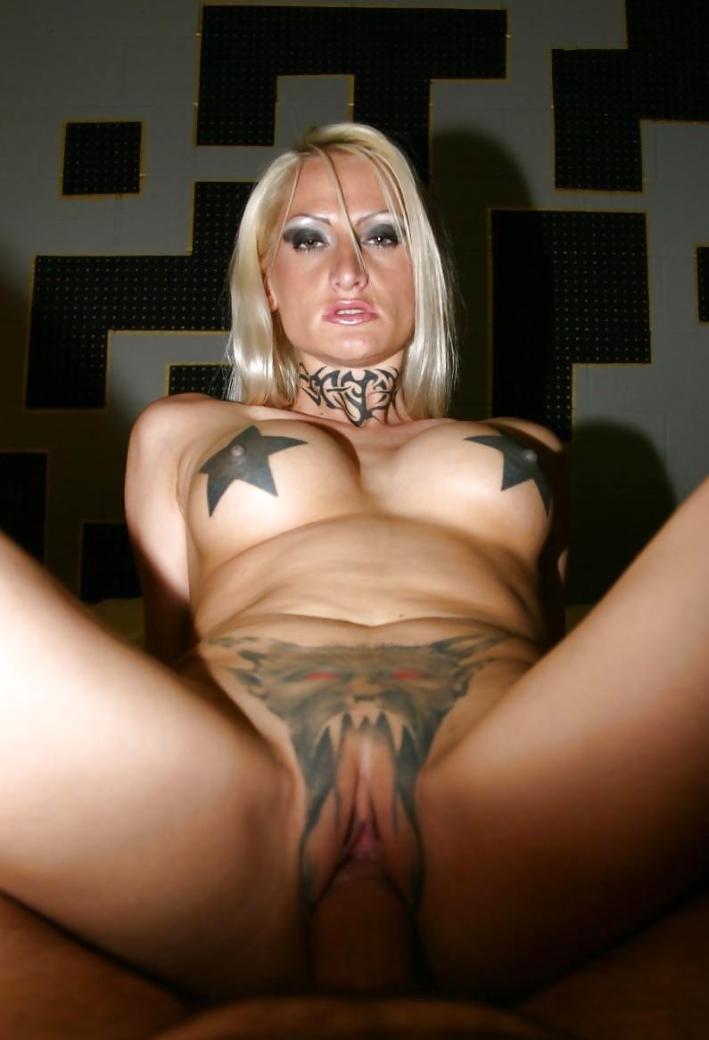 Sexy Pussy Girls With Tattoos Getting Fucked