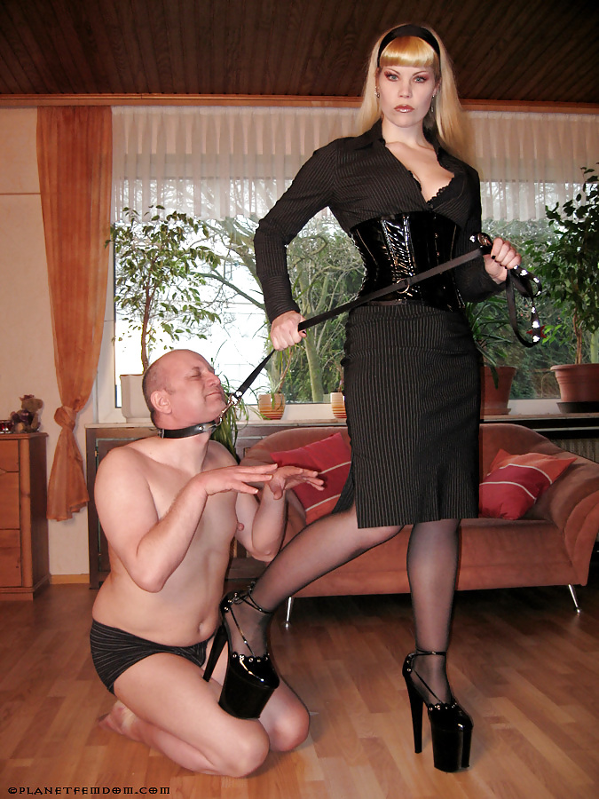A Day In The Life Of A Chastity Maid