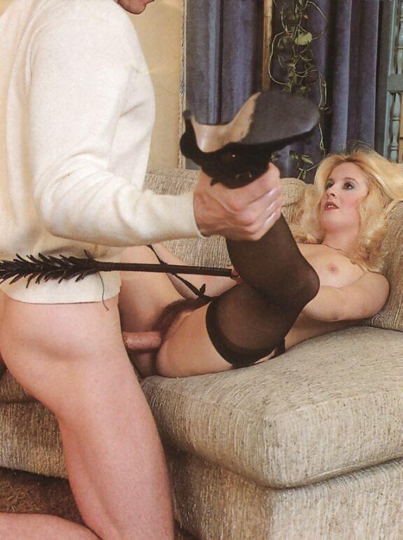 Vintage nylon porn
