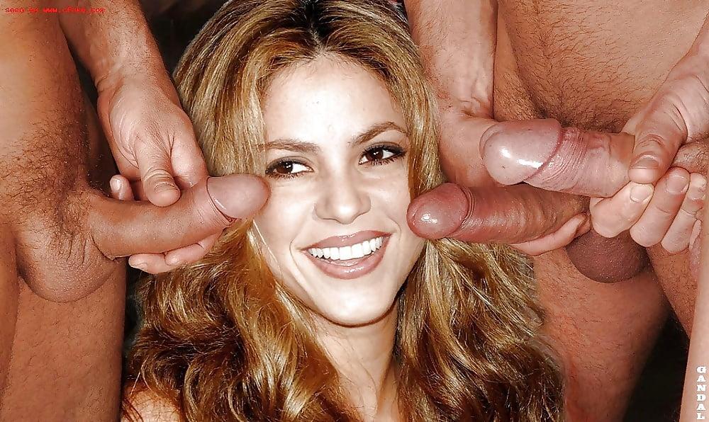 Shakira nude pics and sex