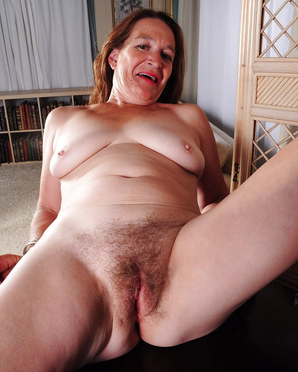 Porn old hairy nude models jenner
