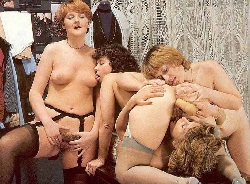 ретро фильмы лесбиянки порно - 10