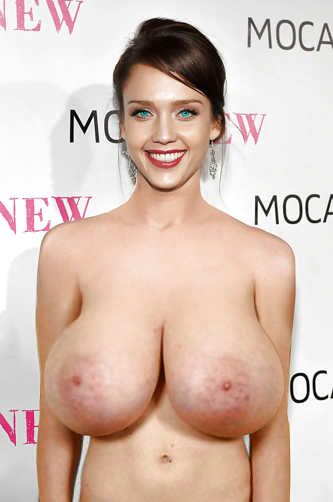 Celebrity Nude And Famous Boobs