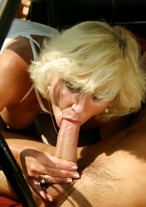 Sexy mature cocksuckers 11