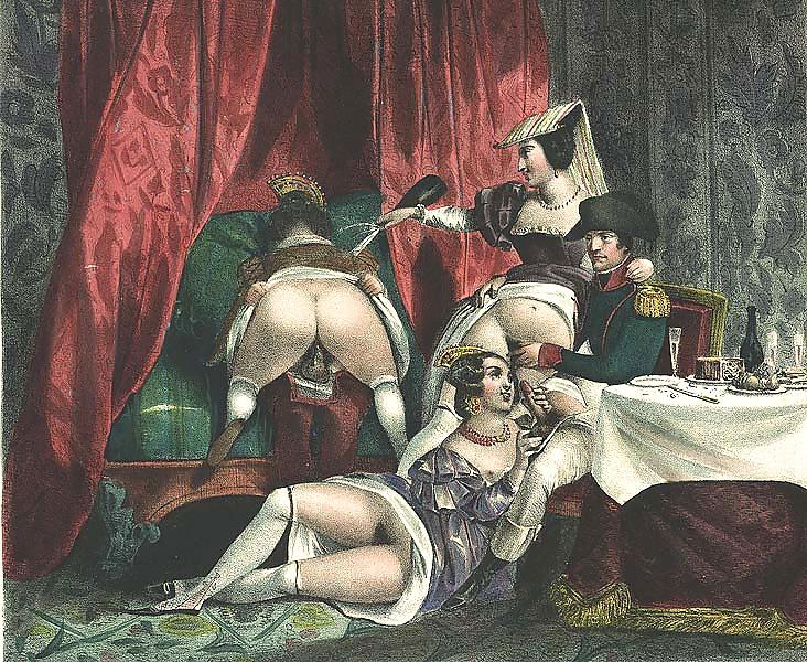 Французские порно фильмы в стиле средневековья — pic 1