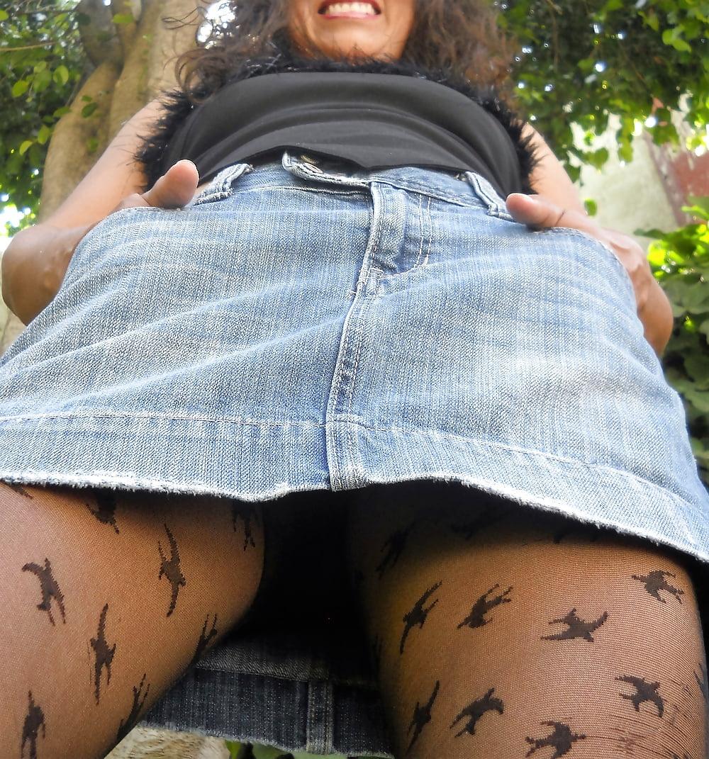 Pantyhose sexy milf-6887