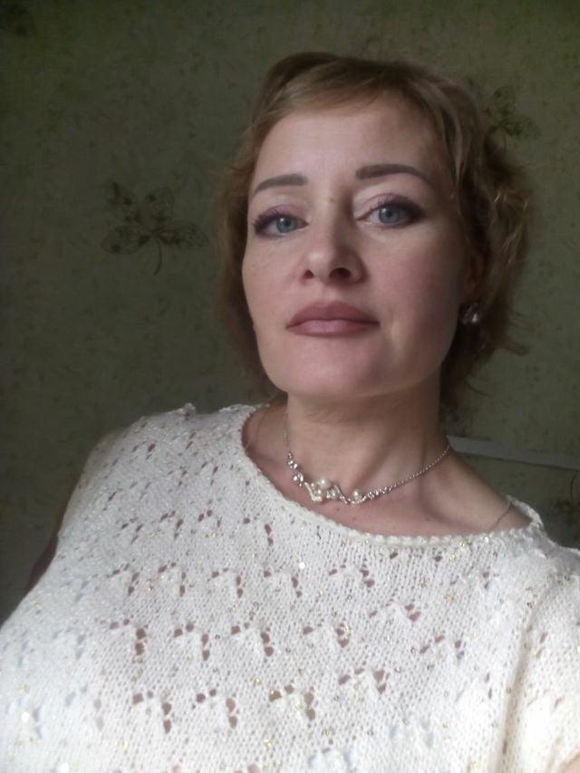 Russian milf Mihailova Olga - 15 Pics