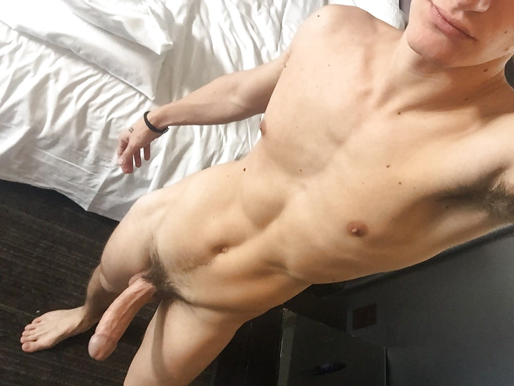 Dick of young sexy guys