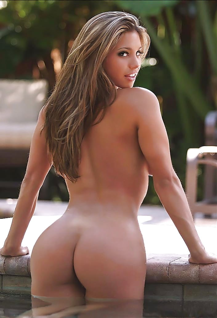 Sexy nude female bubble butts — photo 5