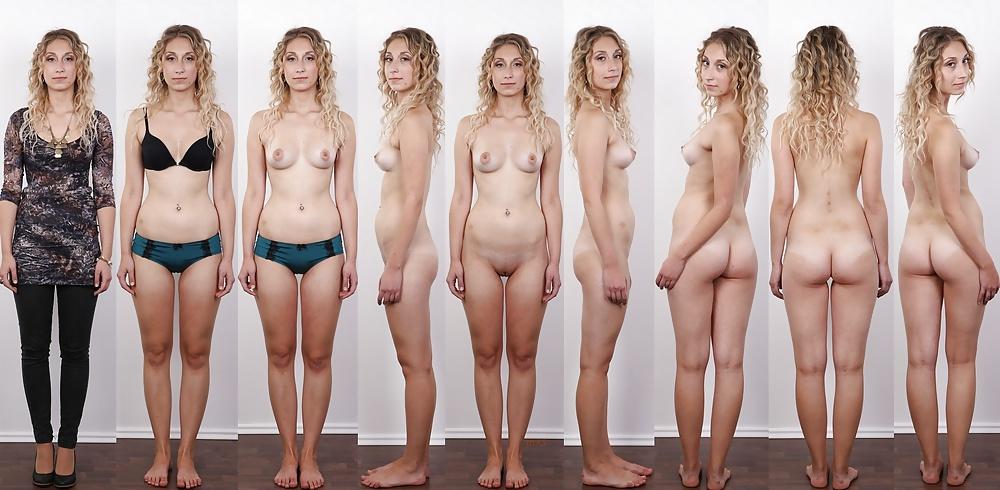 Average Nude People