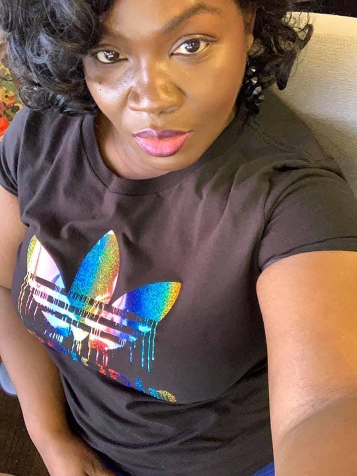 Black slut Horny milf Home and Work Selfies- 121 Pics
