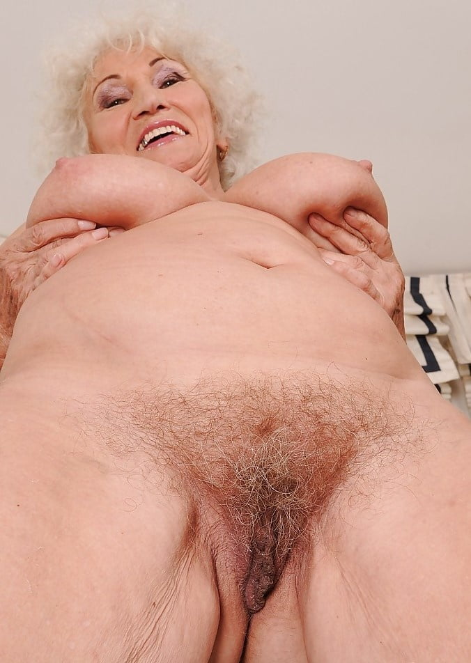 Hairy granny bush