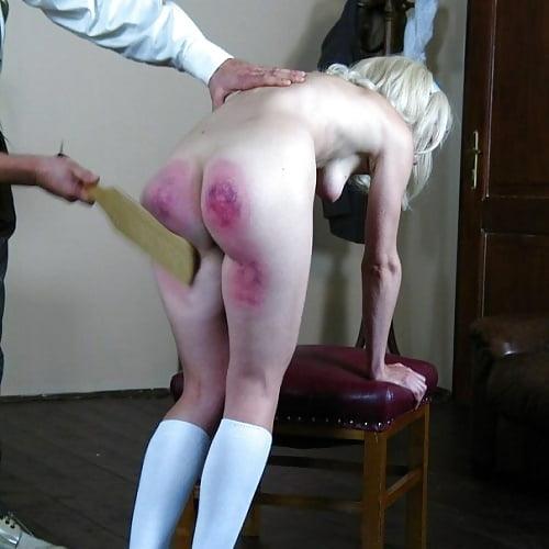Spanking Otk Cane Hot Porn