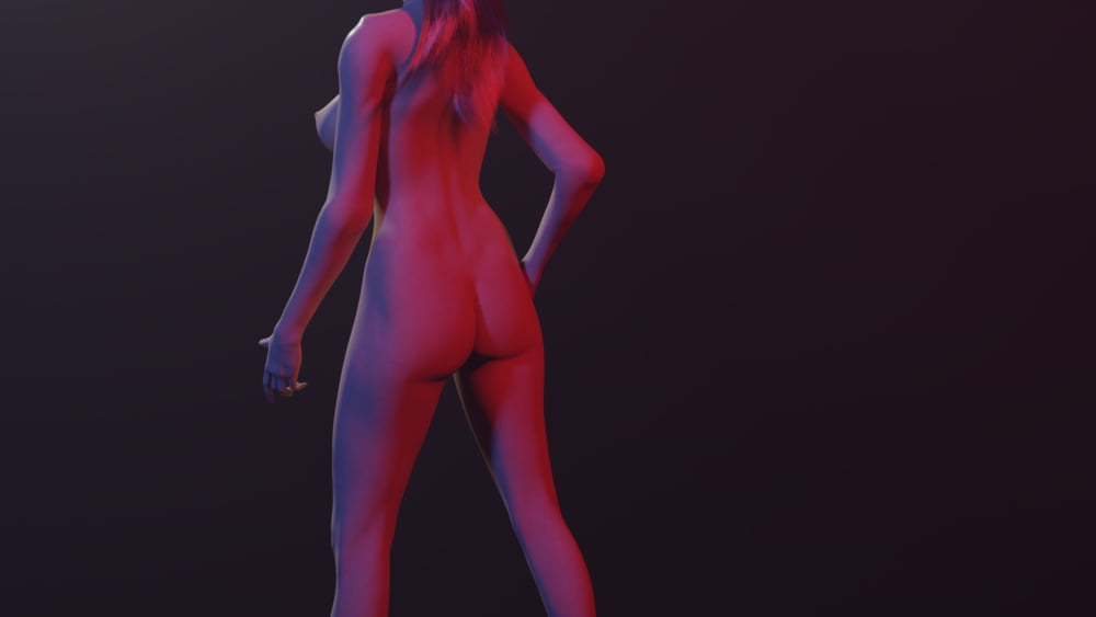 3D rendered characters - 2 Pics
