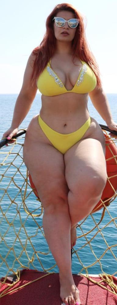 Big tits with thick legs Bbw Thick Legs Big Tits 50 Pics Xhamster