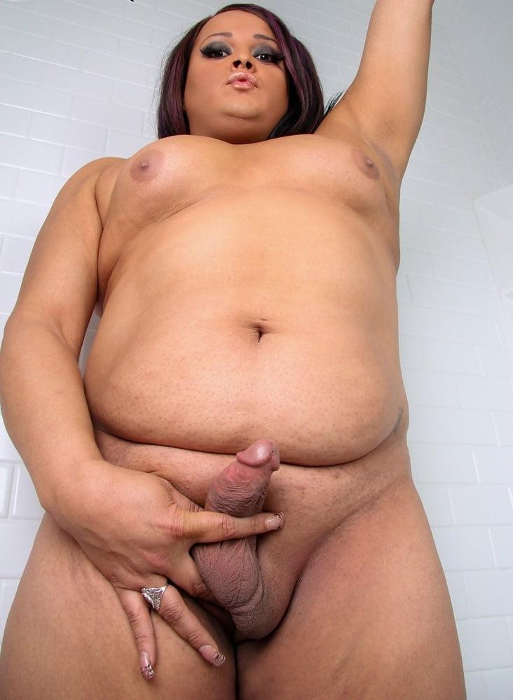 Fat tgirls