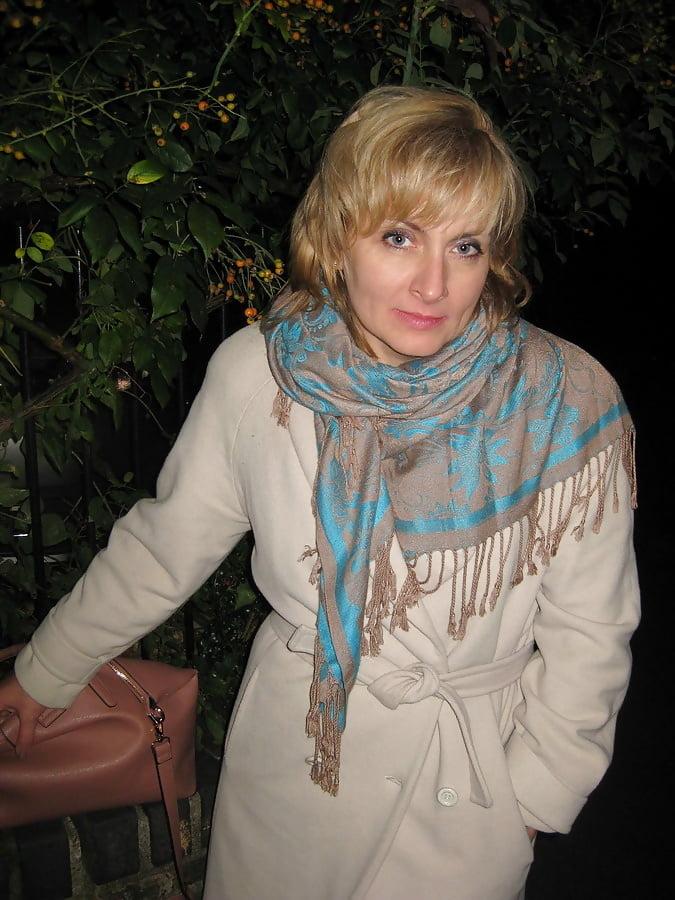 polnische blondine milf