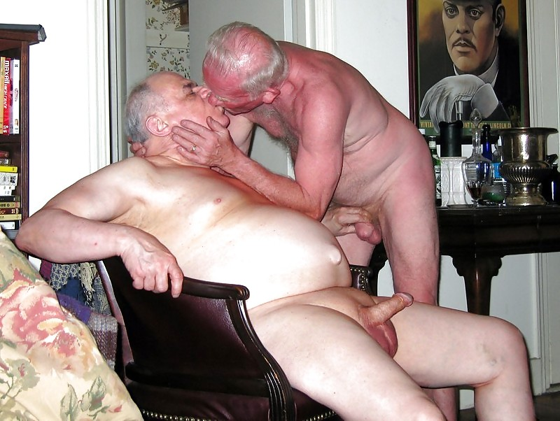 Porn gay old woman