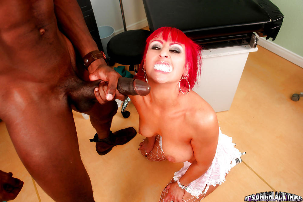 Anal Black Cock Creampies Raven Productions