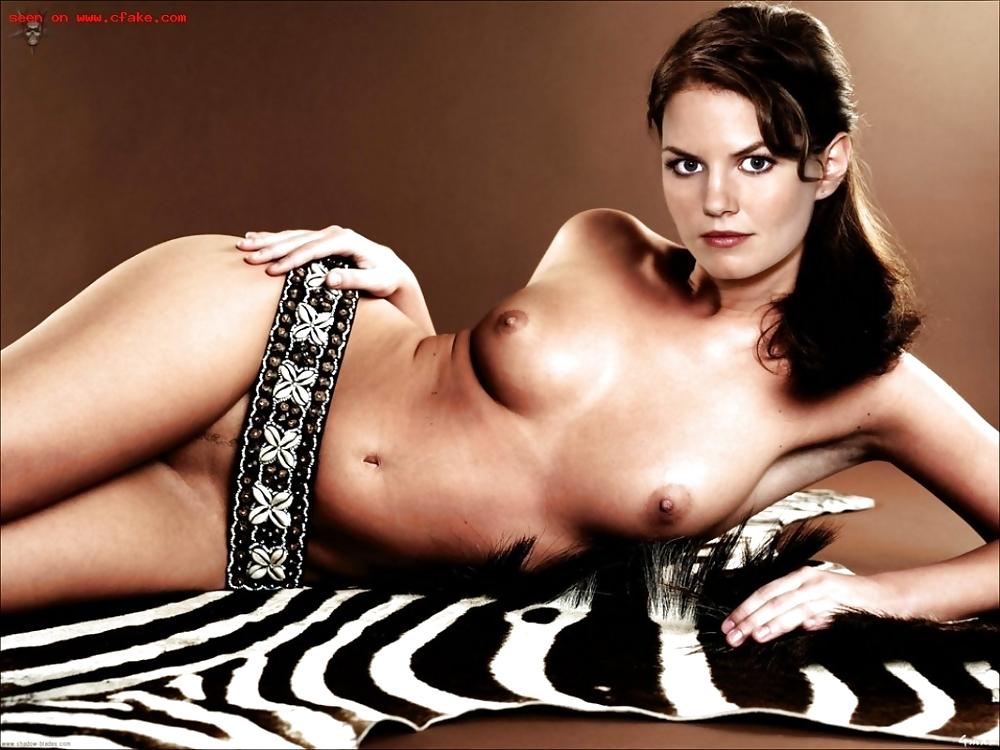Naked jennifer morrison in flourish ancensored