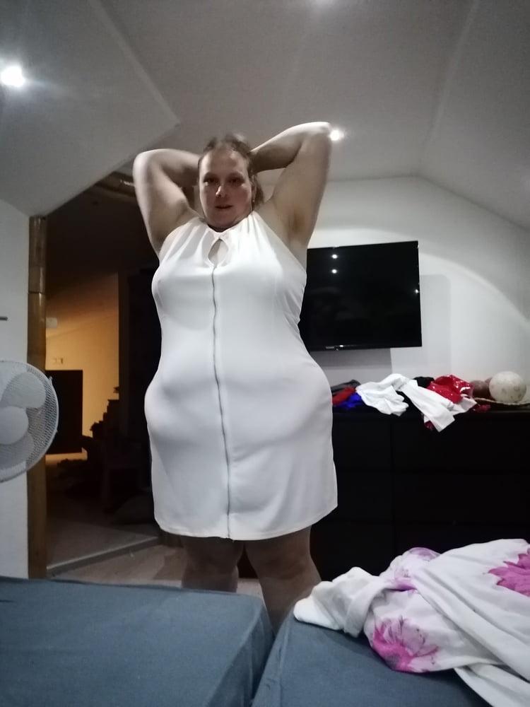 Hot mature dress